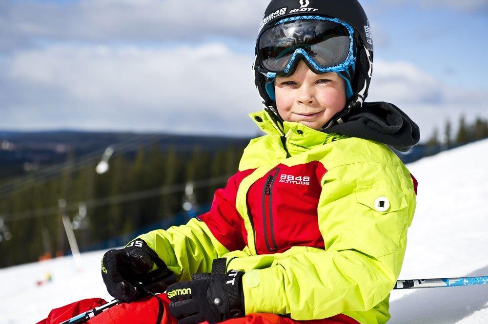 Куртка горнолыжная детская 8848 Altitude MILLY Lime (844083)