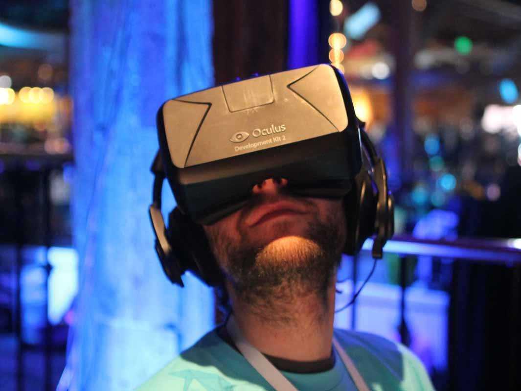 Аренда Аттракциона Oculus DK2