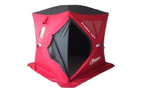 Палатка для зимней рыбалки Canadian Camper Alaska 2 PRO
