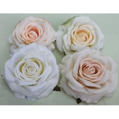 Голова розы реалистичной, 12 см, 1 шт.