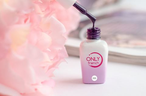 Гель-лак Only French, Violet Touch №320, 7ml