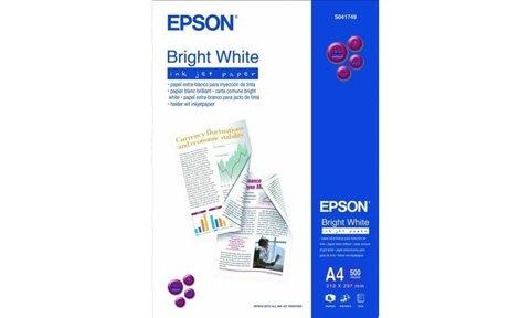 Полуглянцевая фотобумага Epson Premium Semigloss Paper A3+ C13S041749