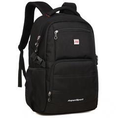 Рюкзак ASPEN SPORT AS-B66 Черный