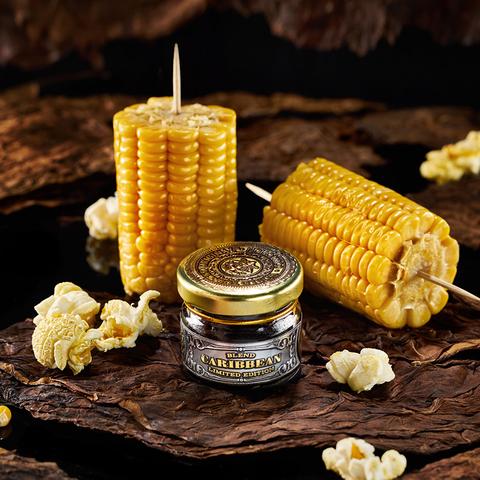 Табак WTO Caribbean Blend Boiled Corn (ВТО Карибский Бленд Вареная Кукуруза) 20 г