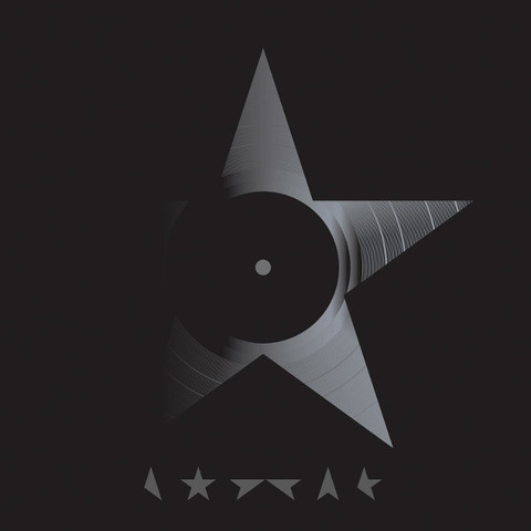 David Bowie / Blackstar (LP)