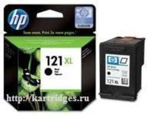 Картридж Hewlett-Packard (HP) CC641HE №121XL