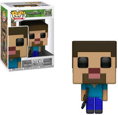 POP Games: Minecraft - Steve