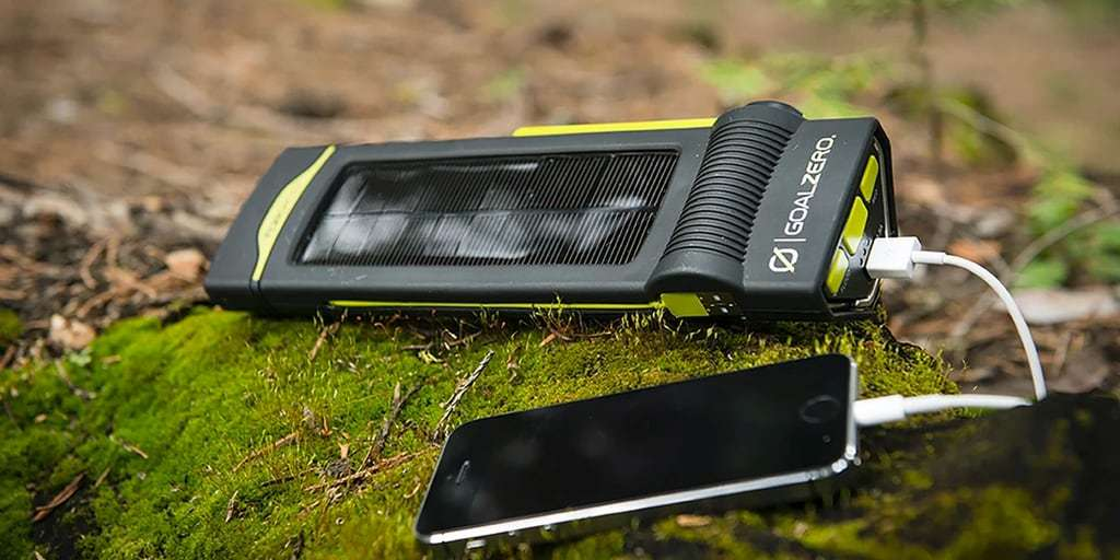 Фонарь/источник питания Goal Zero Torch 250 зарядка смартфона