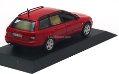 Audi A4 B5 Avant 1994-2001 red Minichamps 1:43