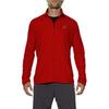 Мужская ветрозащитная куртка Asics Lite-Show (132105 6015) красная фото