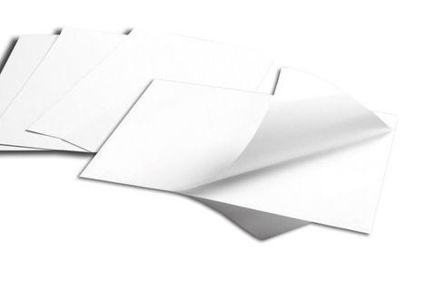 Картон самоклеящийся двусторонний 105х152мм (100 шт.)