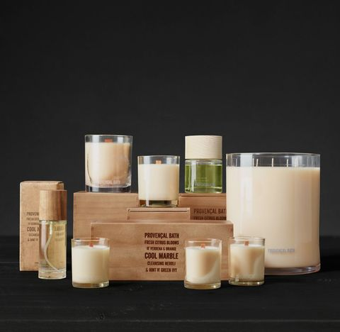 Provençal Bath Scent Collection