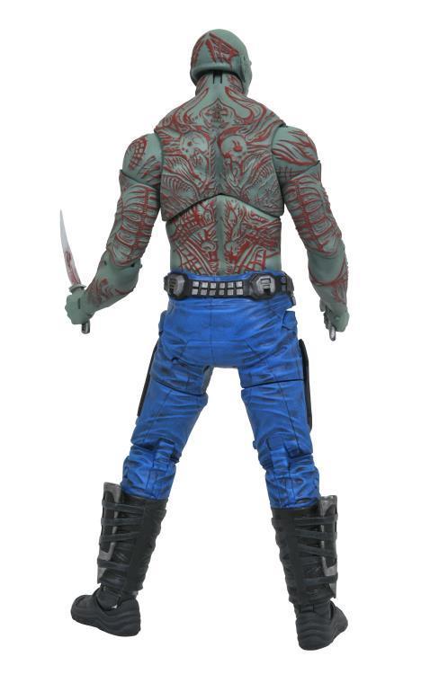 Фигурка Дракс (Drax) Стражи Галактики - Marvel Select