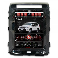 Штатная магнитола для Toyota Land Cruiser 200 07-15 IQ NAVI T58-2909-TS