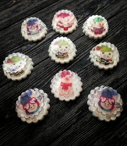 Мыльные конфеты с вашим ЛОГО