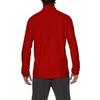 Мужская ветрозащитная куртка Asics Lite-Show (132105 6015) красная сзади