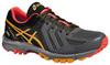 Мужские кроссовки Asics Gel-FujiAttack 5 G-TX (T631N 9709) серые