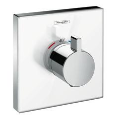 Смеситель встроенный термостат Hansgrohe ShowerSelect Highflow 15734400