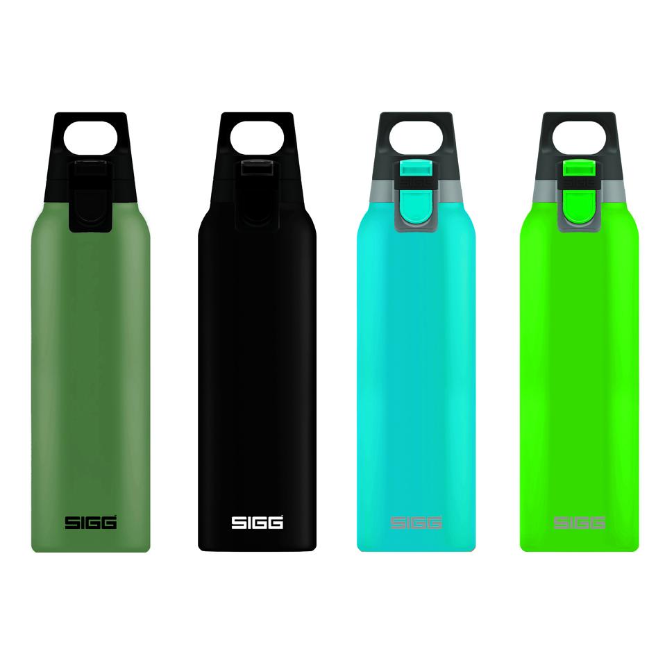 Термобутылка Sigg H&C One (0,5 литра), темно-зеленая
