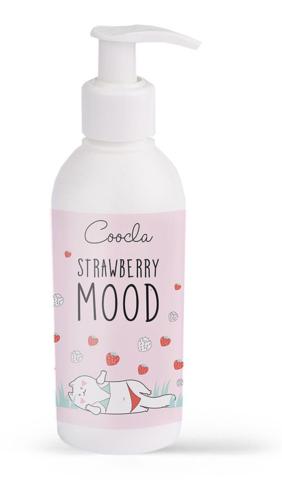 LSN-01 Лосьон для тела Strawberry Mood с ароматом клубники