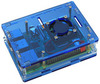 Корпус для Raspberry Pi 4 (LT-4B16 / акрил / синий)
