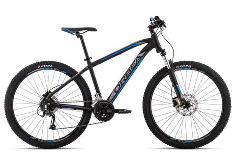 Orbea MX 40 29 (2015)черный с синим