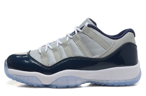 Air Jordan 11 Retro Low 'Georgetown'
