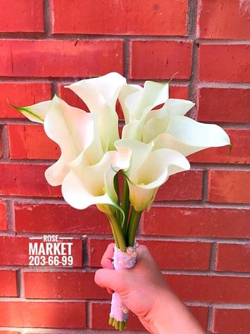 Свадебный букет #441