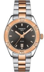 Женские часы Tissot T101.910.22.061.00 PR 100 Sport Chic
