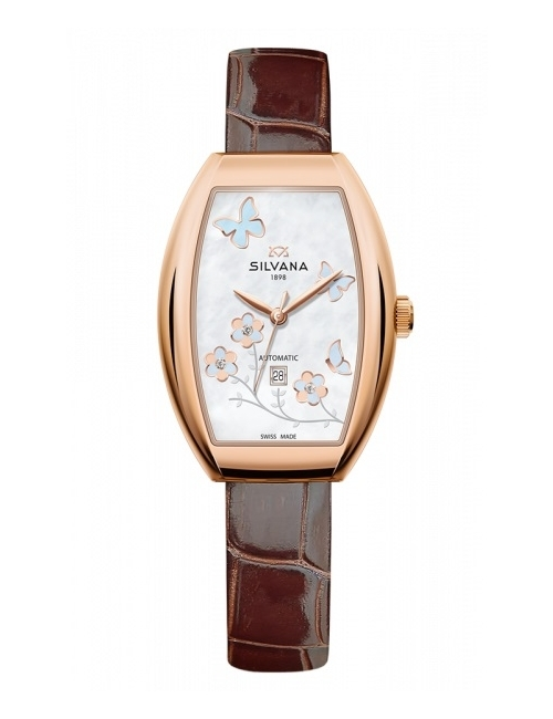 Часы женские Silvana ST28ARR85CB Lady Barrel
