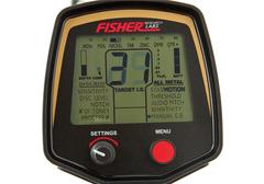 Металлоискатель Fisher F75+