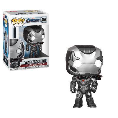 Фигурка Funko POP! Bobble: Marvel: Avengers Endgame: War Machine 36673