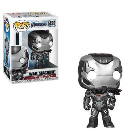 Фигурка Funko POP! Bobble: Marvel: Avengers Endgame: War Machine 36673