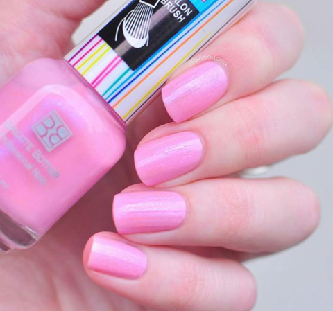 ББ лак TWINKIE тон 04 светло-розовый перламутр