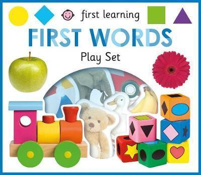 Kitab First Words: First Learning Play Sets | Roger Priddy