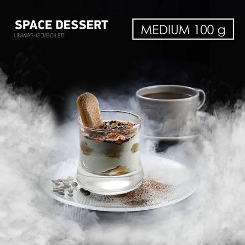 Табак Dark Side MEDIUM SPACE DESSERT 100 г