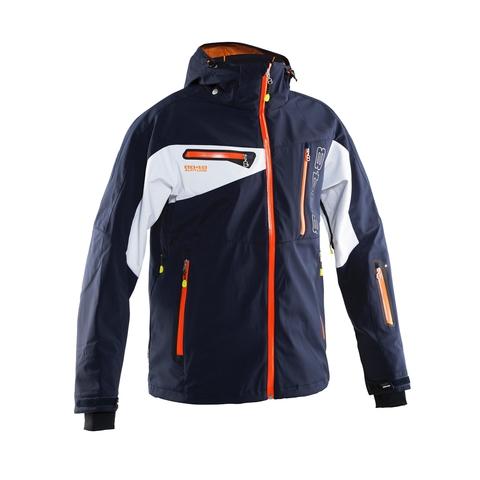 Мужская горнолыжная куртка 8848 Altitude Rocky 15 Softshell (navy)