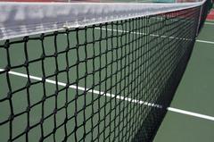 Сетка для большого тенниса СТАНДАРТНАЯ d=2.6мм