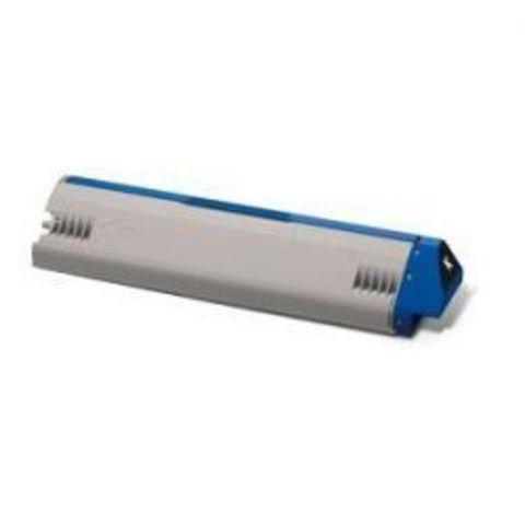 Тонер-картридж для OKI ES9431/ES9541 голубой, ресурс 38000 стр. (45536511)