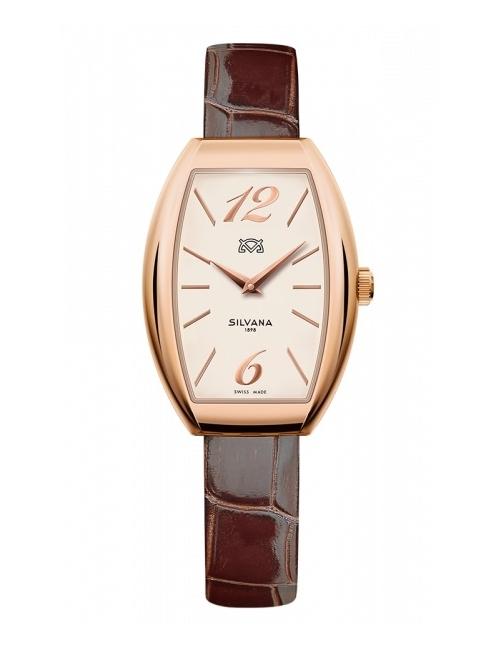 Часы женские Silvana ST28QRR24CB Lady Barrel