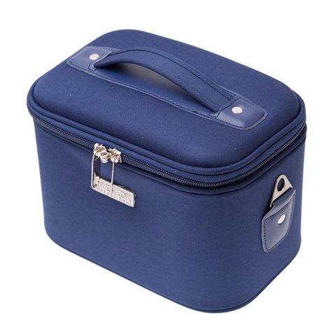 Кейс для парикмахерских инструментов Harizma маленький синий