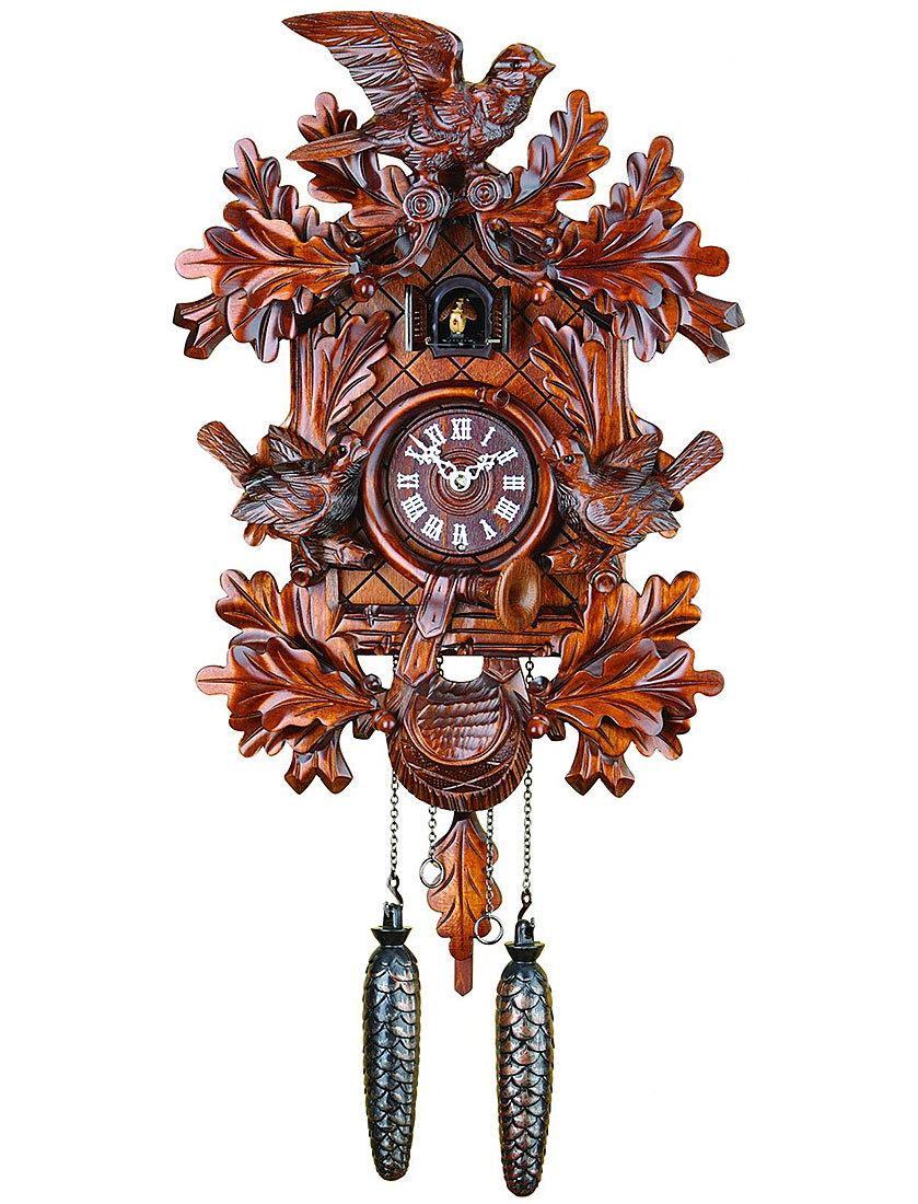 Часы настенные Часы настенные с кукушкой Trenkle 367 Q chasy-nastennye-s-kukushkoy-trenkle-367-q-germaniya.jpg
