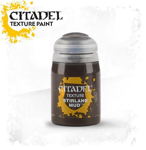 TEXTURE: STIRLAND MUD (24ML)