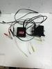 Терморегулятор цифр. c измерит. влажности(220/12в) и поворотное устройство.