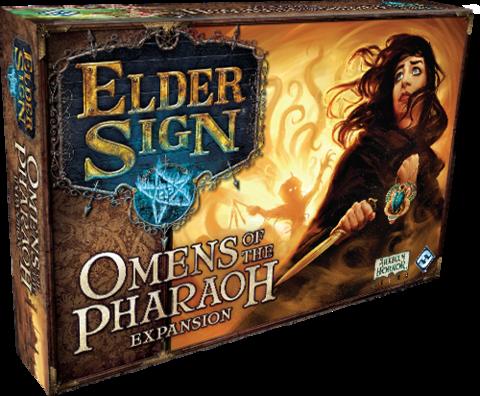 Elder Sign: Omens of the Dark Pharaoh