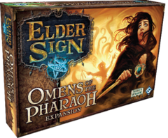 Elder Sign: Omens of the Dark Pharaoh