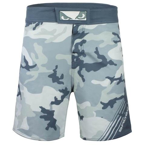 Шорты Bad Boy Soldier MMA Shorts - Grey Camo