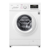 Узкая стиральная машина LG с функцией пара Steam F1296WDS0