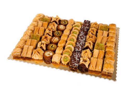 """Ассорти Пахлава - ассорти ливанских сладостей """"Палитра вкуса"""", 1500 г import_files_7e_7e6d0bdc787e11e799f3606c664b1de1_860485dddb2811e79eb4fcaa1488e48f.jpg"""