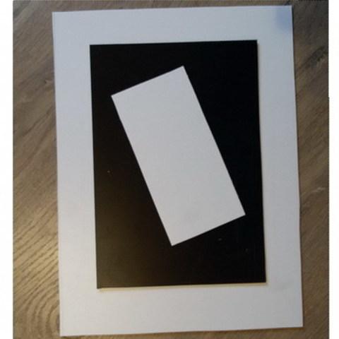 Пластина полистирола 0,2х30х40 см